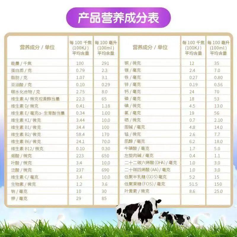 8.1团品briffney/布瑞弗尼3段液态奶