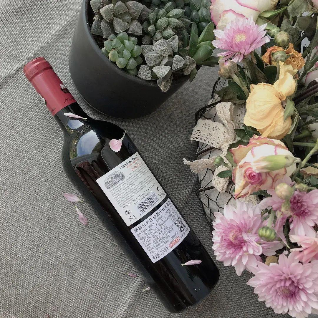 7.1团品路易白马庄【LOUIS MR RIGHT】珍藏干红葡萄酒