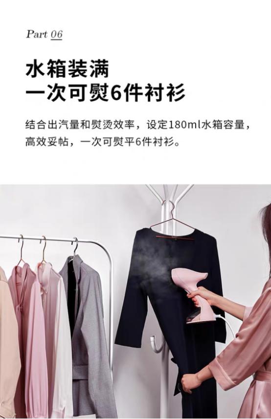 8.1团品韩国大宇手持挂烫机HI-019